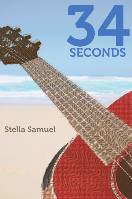 Goodreads 34 Seconds Signed Copy Giveaway